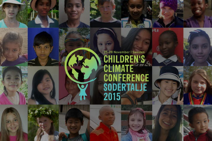 Children's Climate Conference 2015