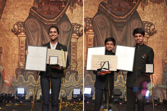 Winners 2019 Children's Climate Prize